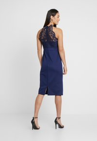 TFNC - MADINE DRESS - Cocktailjurk - navy - 3