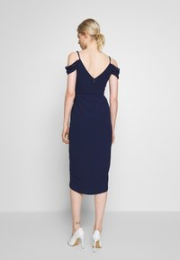 TFNC - WILLOW MIDI DRESS - Occasion wear - navy - 2