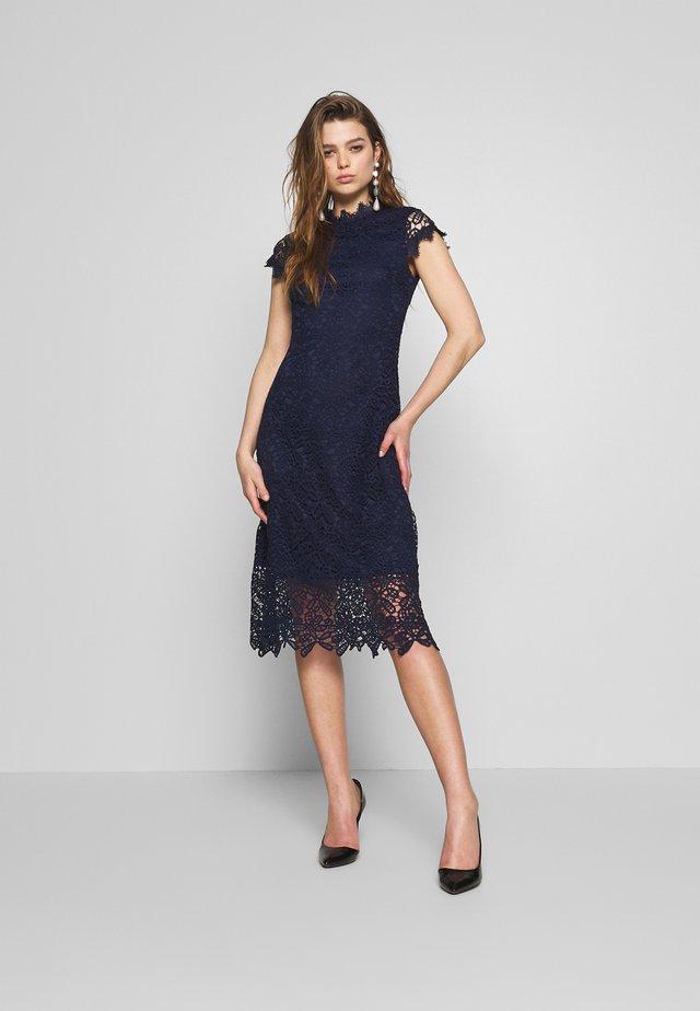 YOLANDA - Cocktail dress / Party dress - navy