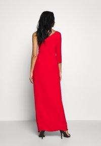 TFNC - HESPER MAXI WRAP - Suknia balowa - firy red - 2