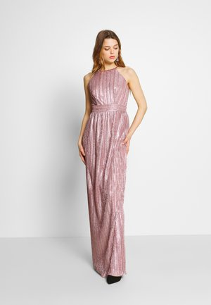 WILLA - Suknia balowa - pink/silver