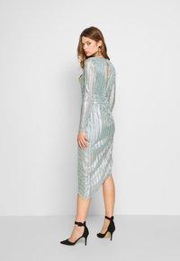 TFNC - ELENA DRESS - Cocktail dress / Party dress - sage silver - 2