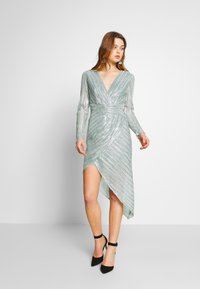 TFNC - ELENA DRESS - Cocktail dress / Party dress - sage silver - 1