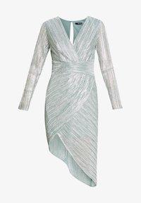 TFNC - ELENA DRESS - Cocktail dress / Party dress - sage silver - 4