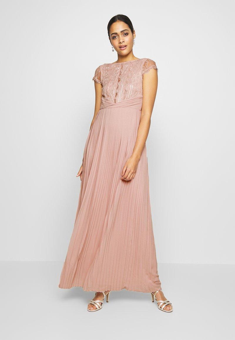 TFNC - KIMORA MAXI - Společenské šaty - new mink