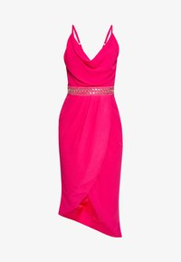 TFNC - LEXIE DRESS - Vestido de cóctel - fuschia - 4