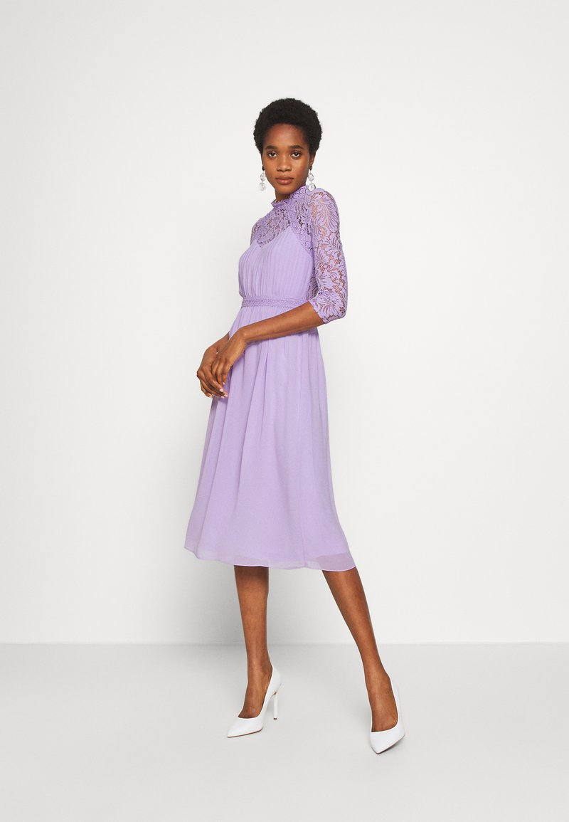 TFNC - PACEY DRESS - Cocktailkjole - lilac