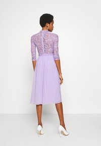 TFNC - PACEY DRESS - Cocktailkjole - lilac - 2