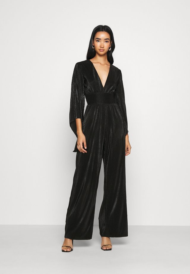 IDRA - Jumpsuit - black