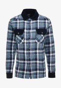 Tiffosi - FARRINGTON - Camisa - dark navy - 4