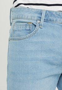 Tiffosi - BORRIS - Jeansshort - light-blue denim - 3