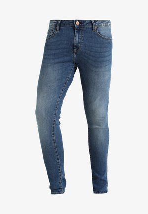 HARRY - Vaqueros pitillo - blue denim
