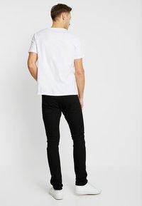 Tiffosi - LIAM - Slim fit jeans - black - 2