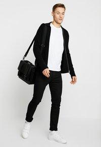 Tiffosi - LIAM - Slim fit jeans - black - 1
