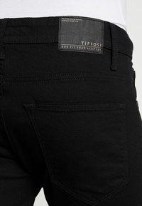 Tiffosi - LIAM - Slim fit jeans - black - 3