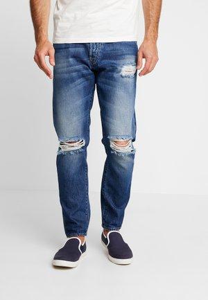 ROY - Zúžené džíny - dark blue denim