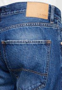 Tiffosi - ROY - Jeans Tapered Fit - dark blue denim - 4