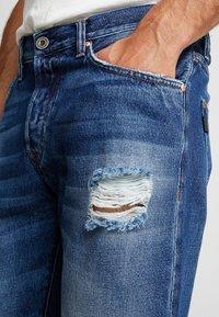 Tiffosi - ROY - Jeans Tapered Fit - dark blue denim - 6