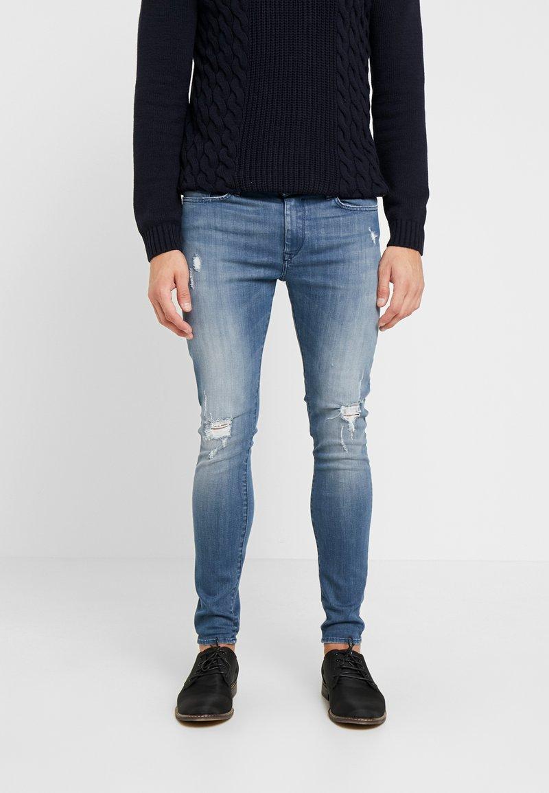 Tiffosi - HARRY - Jeans Skinny Fit - dark blue denim