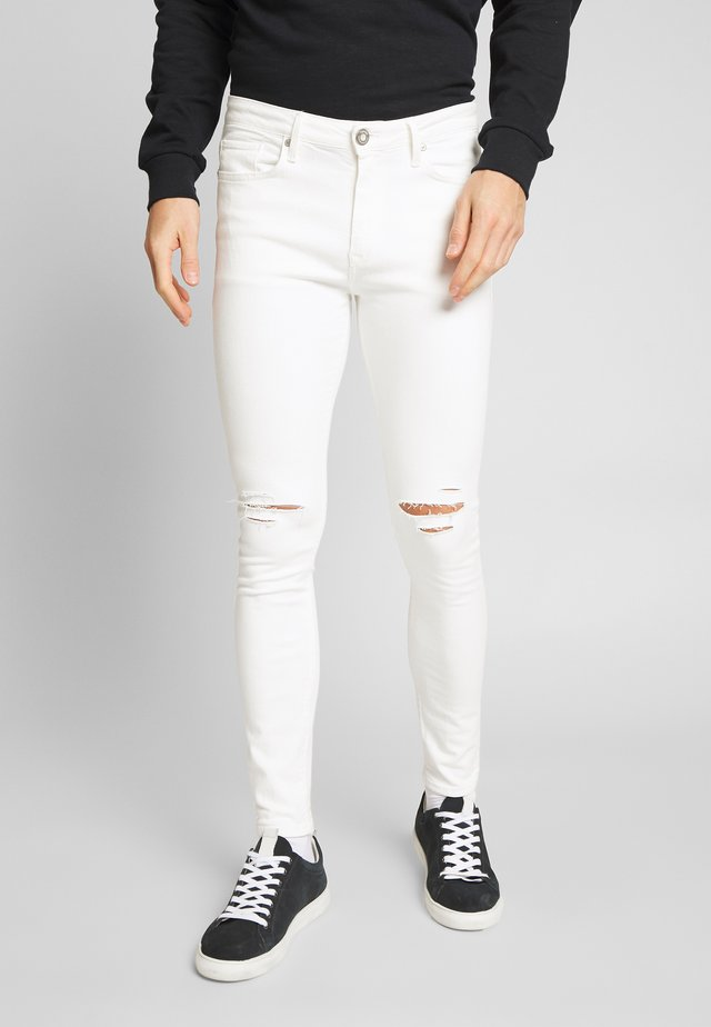 HARRY - Jeans Skinny Fit - white