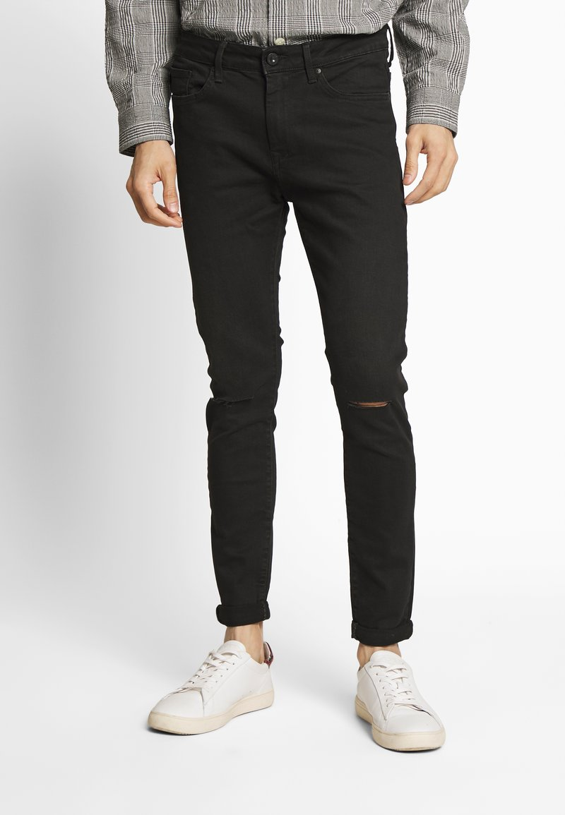 Tiffosi - HARRY - Džíny Slim Fit - black