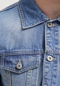 Tiffosi - NESTOR - Veste en jean - blue - 4