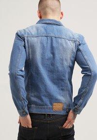 Tiffosi - NESTOR - Denim jacket - blue - 2