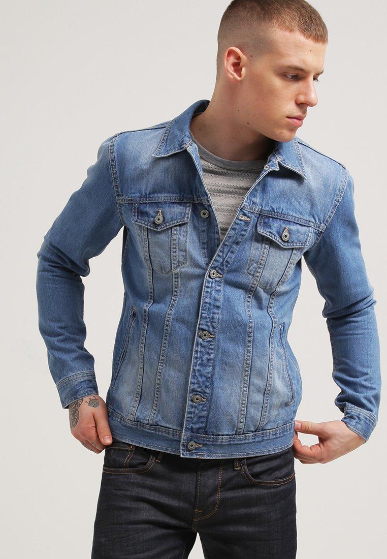 Tiffosi - NESTOR - Denim jacket - blue