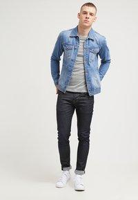 Tiffosi - NESTOR - Denim jacket - blue - 1