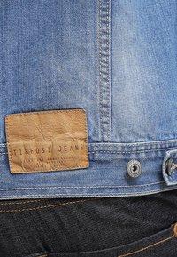 Tiffosi - NESTOR - Veste en jean - blue - 6