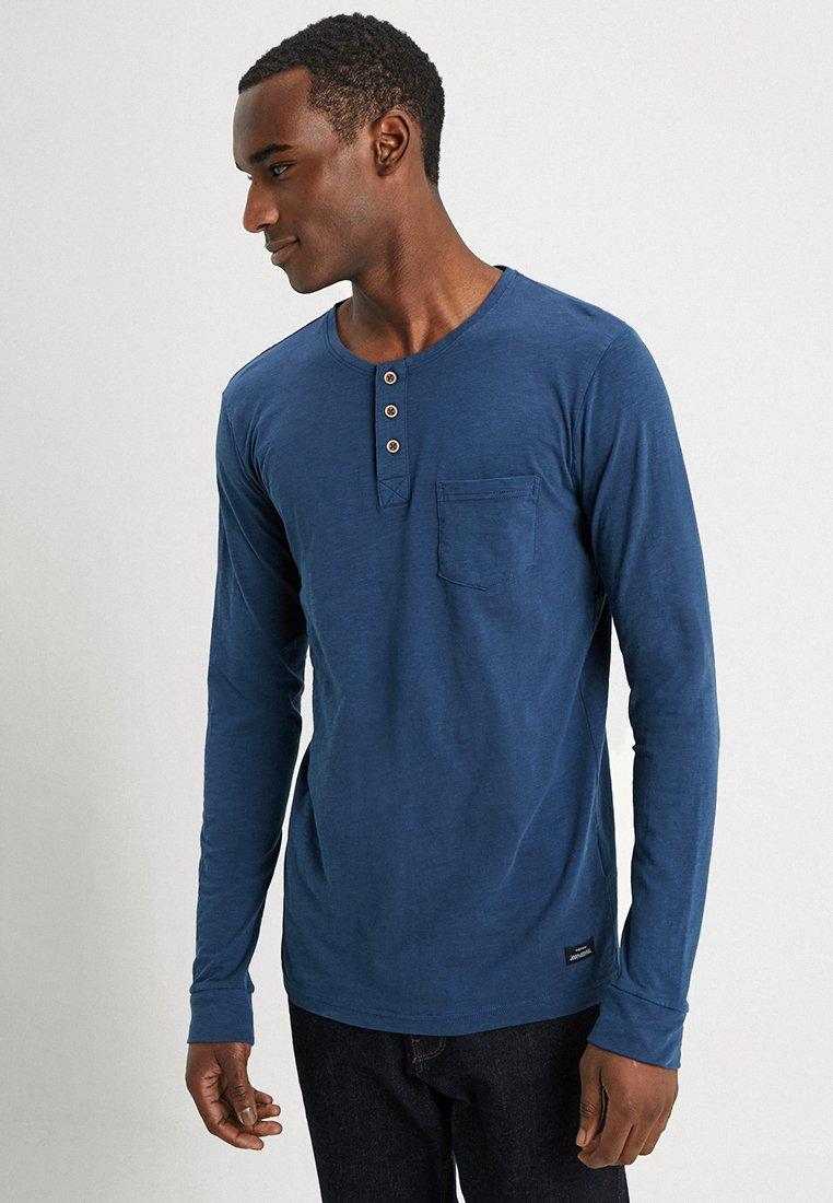 Tiffosi - LUIS - Bluzka z długim rękawem - blue