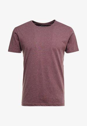 BASIL - T-shirt basique - red