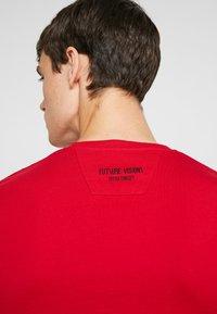 Tiffosi - GIBSON - T-Shirt print - red - 6