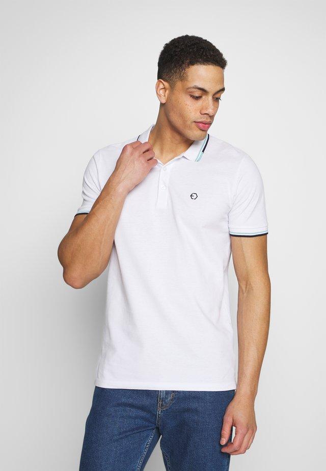 MARLEY - Poloshirt - white