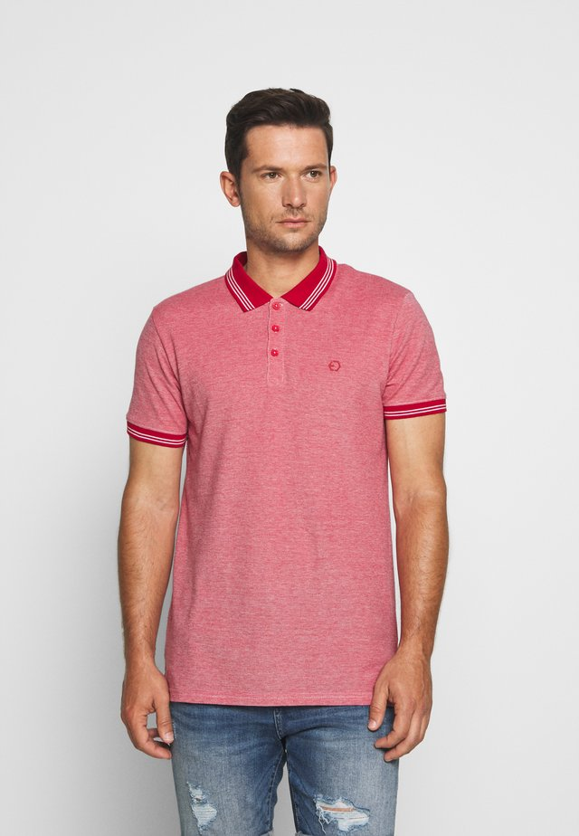 THEODORE - Polo shirt - lipstick red