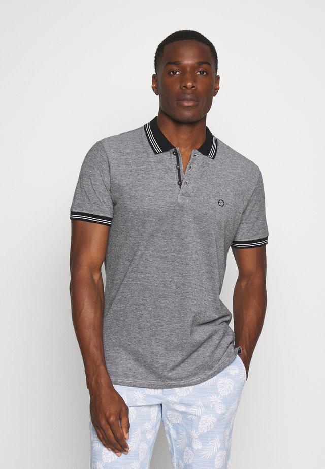THEODORE - Polo shirt - black