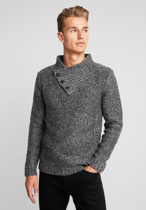 GUESS - Pullover - steel gray