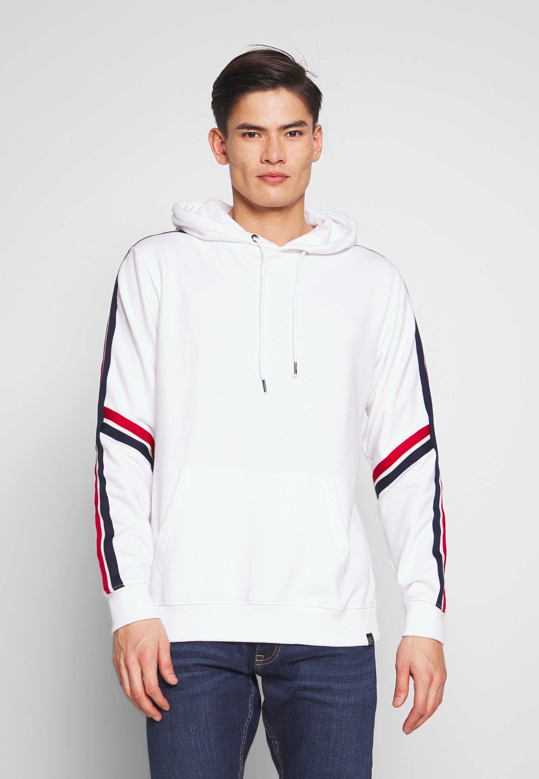 Tiffosi NURST - Bluza z kapturem - white
