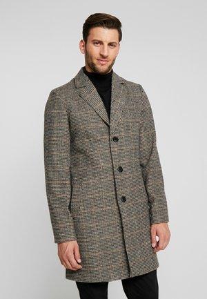 FINLEY - Krátký kabát - beige/black