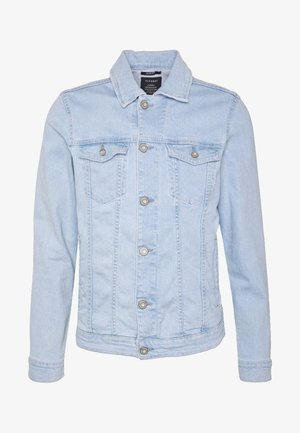 PEGU - Denim jacket - light blue
