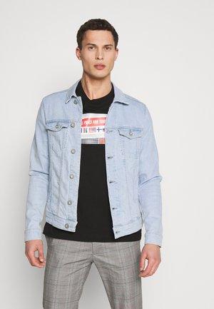 PEGU - Kurtka jeansowa - light blue