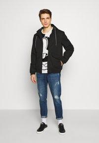 Tiffosi - BELCHER - Light jacket - black - 1