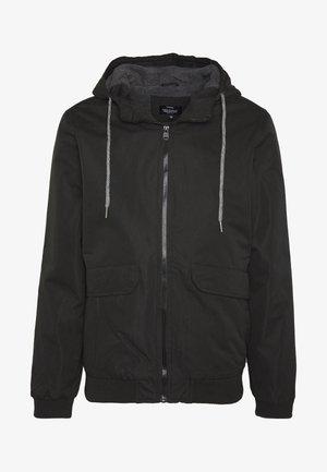BELCHER - Light jacket - black