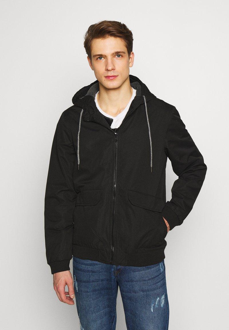 Tiffosi - BELCHER - Light jacket - black