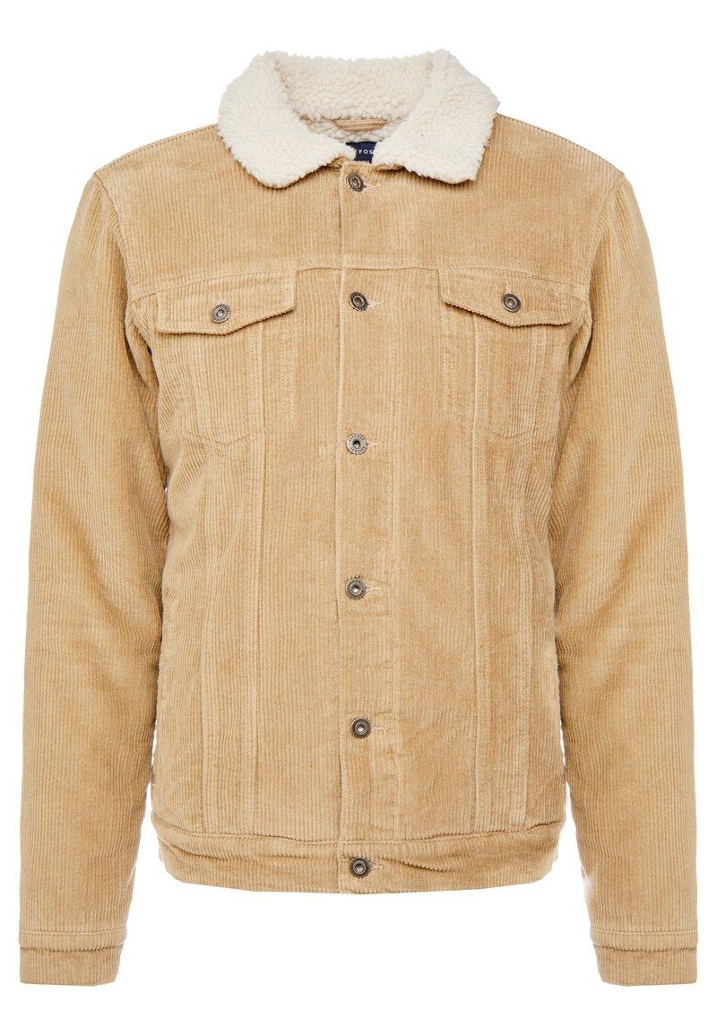 Tiffosi - GREGG - Jeansjakke - beige