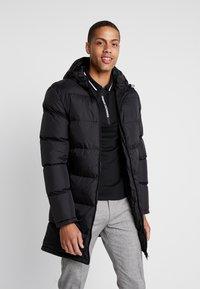 Tiffosi - EDGE - Zimní kabát - black - 0