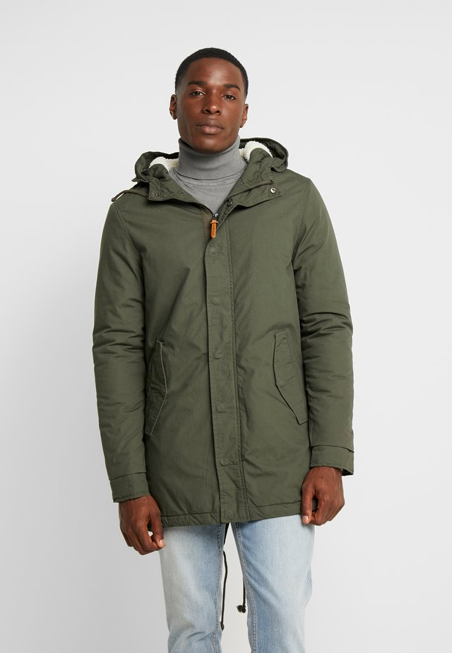 FISHER - Parka - green