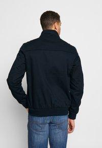 Tiffosi - PHILLIPS - Summer jacket - dark navy - 2