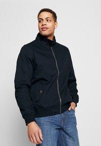 Tiffosi - PHILLIPS - Summer jacket - dark navy - 0