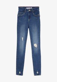Tiffosi - EMMA - Skinny džíny - blue denim - 2